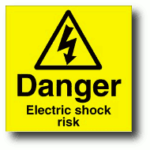 warning for wall-plug-powered zappers