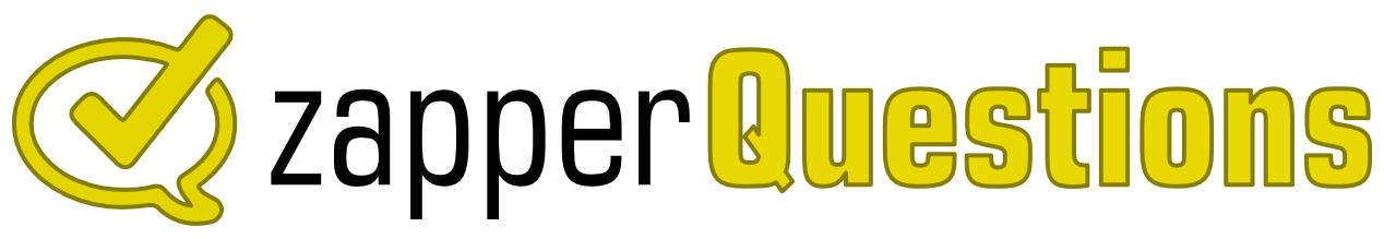 Zapper Questions
